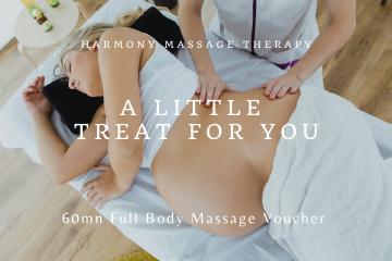 Pregnancy massage Voucher